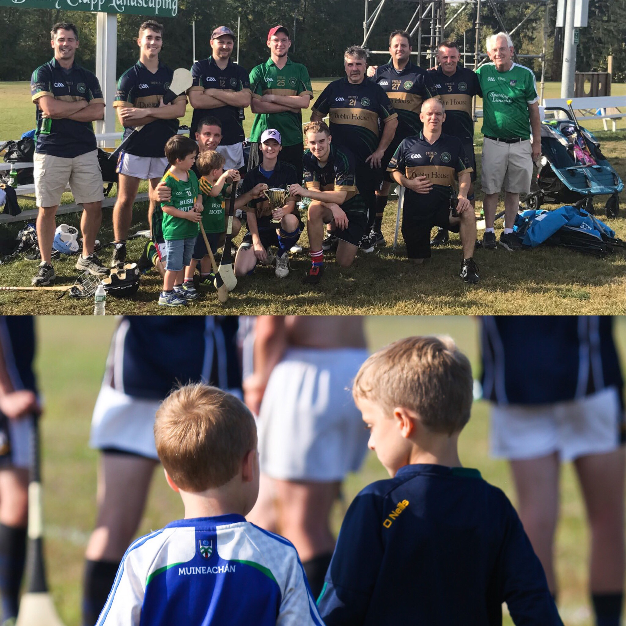 New Home for Irish Sports Practice