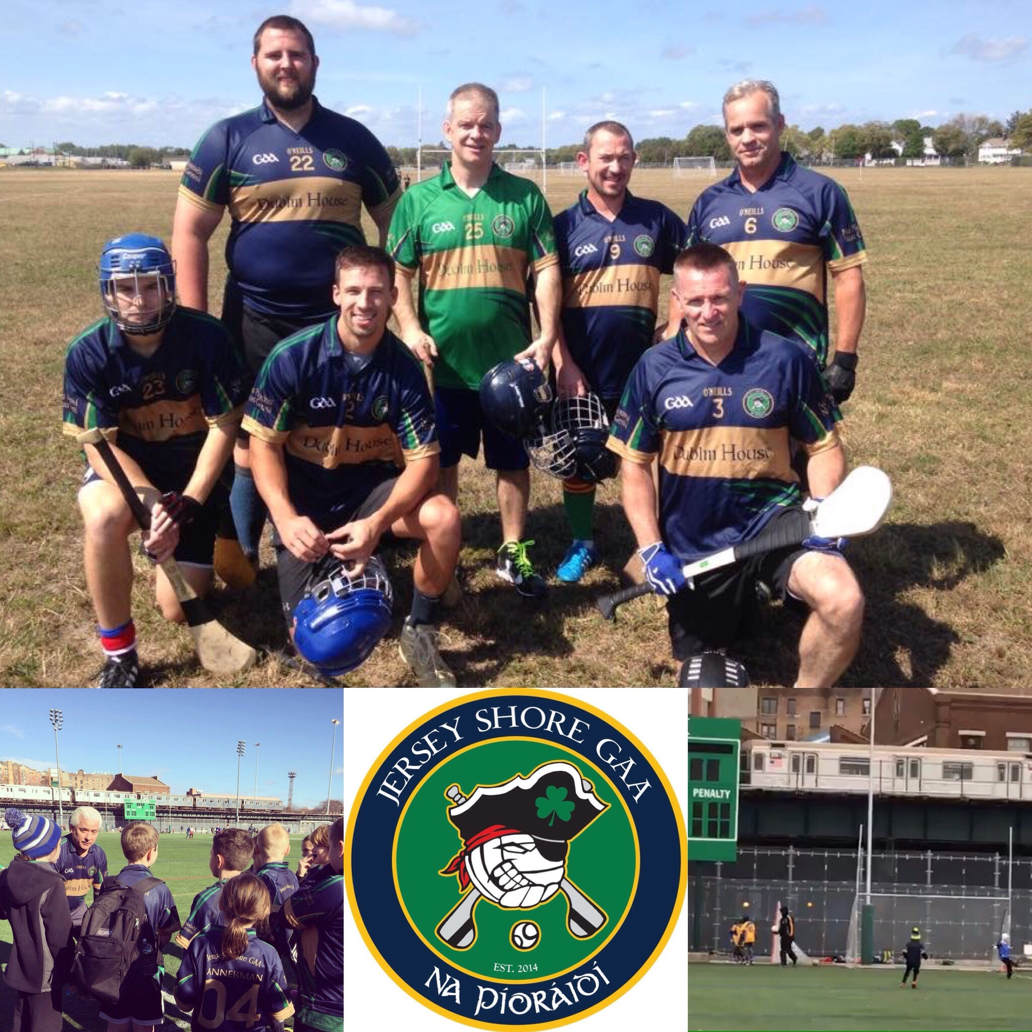 Irish Sports for all at the Shore!